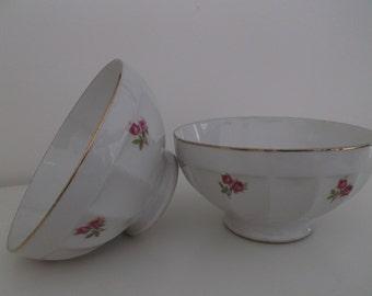 bowls vintage
