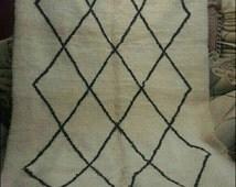 carpet excellent beni ouarain
