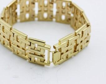 Gold Bracelet Gold Jewelry Gold Bangle 14k Gold