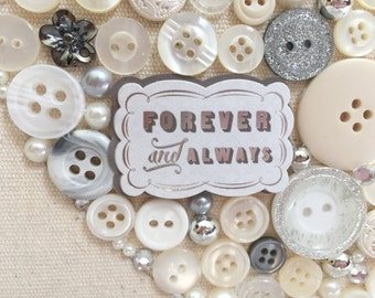 Forever and Always button art