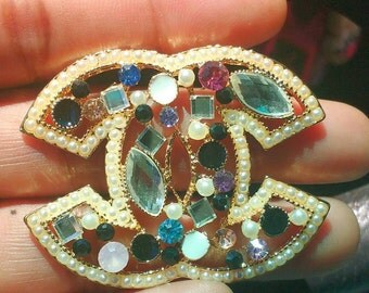 Candy Coated Glam Broach
