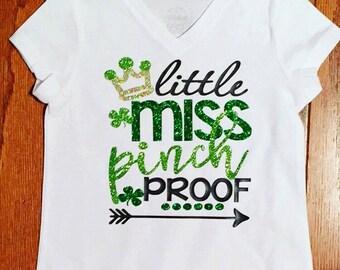 Little Miss Pinch Proof