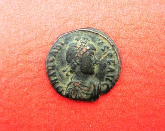Roman Empire, Arcadius, AD 395-408, Bronze AE 3 of Constantinople