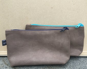 Learn makeup bag/pouch