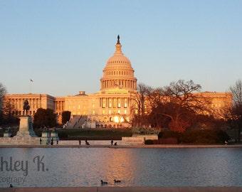 US Capitol, Washington, DC. 8x10 print