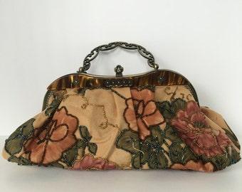 Vintage floral Handbag