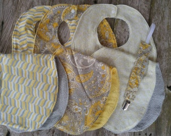 RTS Gender neutral baby gift set-7 pieces