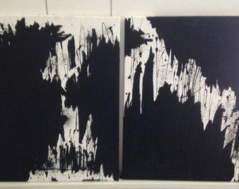 Gouache on canvas 50x60cm
