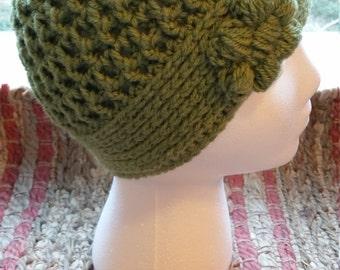 Winter hat-Textured beanie