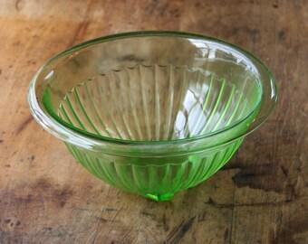 Uranium HazelAtlas Depression Glassware  eBay