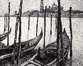 Venice Boat Dock