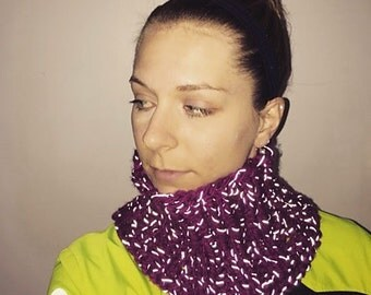 Reflective Outdoor Cowl Pattern