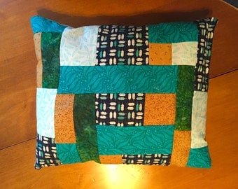 Handmade Patch Pillow