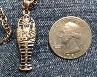 Vintage Mummy Pendant