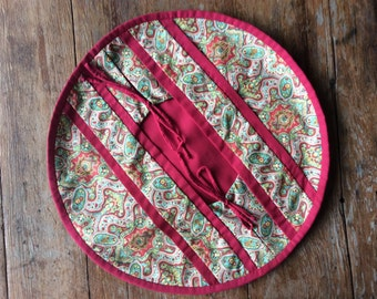 Food plate carry bag