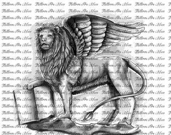 LeBron James Lion Tattoo Design