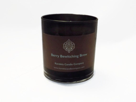 Berry Bewitching Brew Scented Candle in 13 oz. Straight Tumbler