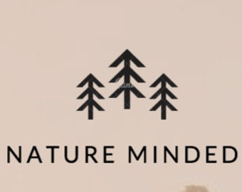 Nature Minded Decal