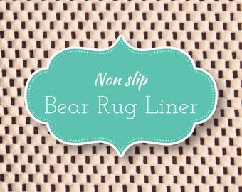 Bear Rug Liner