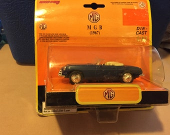 1976 mg toy car
