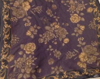 Liz Claiborne polyester scarf