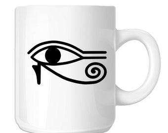 Egpytian All-Seeing Eye Atah Ra (SP-00617) 11 OZ Novelty Coffee Mug