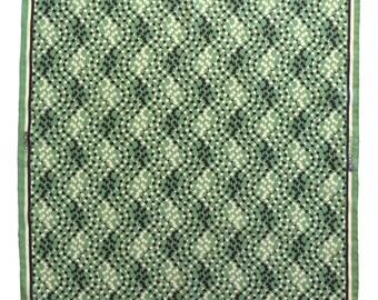 Silk Pocket Square - Dave