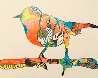 New Beginnings Bird