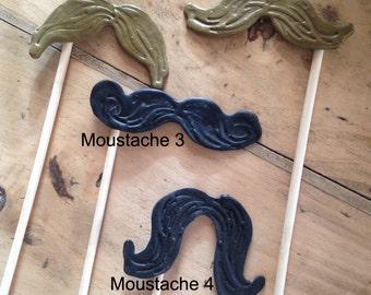 Moustache Photobooth