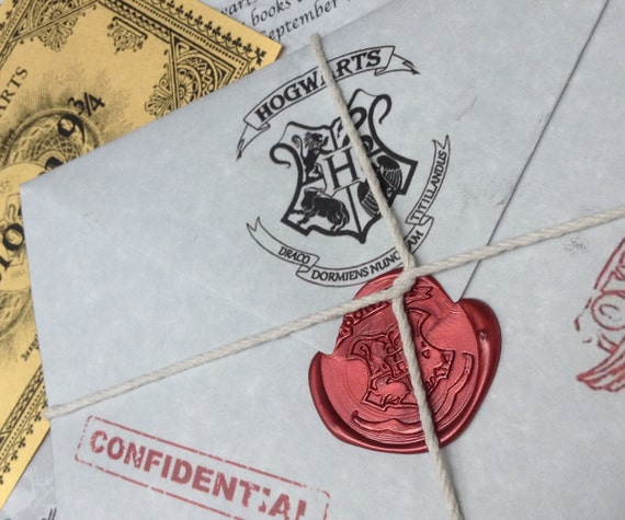 Personalized Harry Potter Hogwarts Acceptance Letter