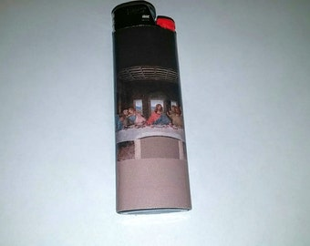 The Last Supper by Leonardo da Vinci Custom Lighter