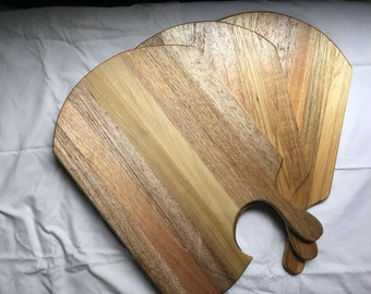 Handmade Oak Cutting Boards