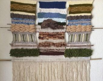 Decorative loom three-in-one