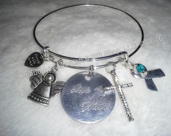 In Memory of Signature Charm Bracelet