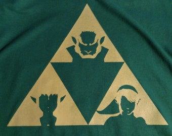 Tri-force T-Shirt