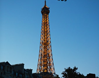 Fine Art Paris Print, Paris Canvas, Wall Art, Fireplace Art, Eiffel Tower, Paris Art, Paris, Eiffel Tower Art, Paris Print, Paris canvas