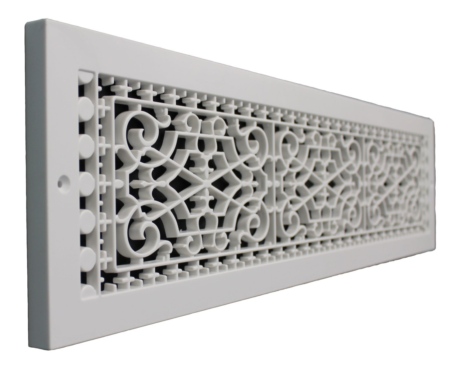 Air Ventilator Board : Victorian base board grille vent