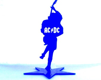 AC/DC, rock band, Angus Young