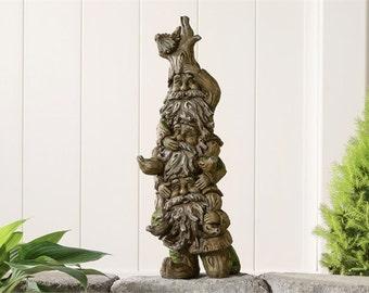 3 Gnome Totem