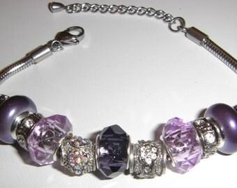 Color Bracelet - PURPLE