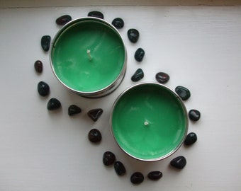 Cold and Flu Remedy Scented Crystal Candle