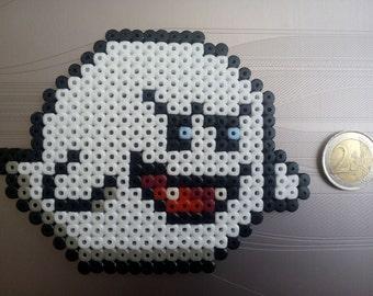 Boo ghost Mario coasters