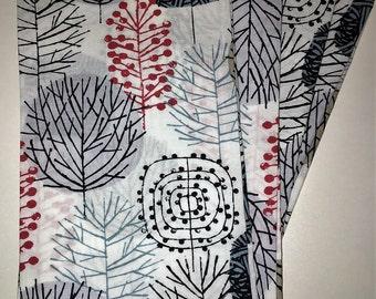 "Organic Cotton Napkins (Set of 4 20""x20"")"