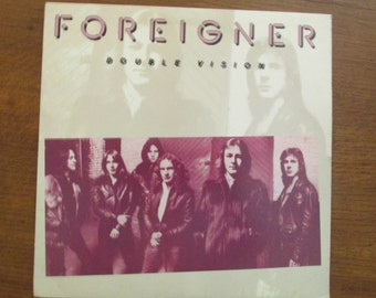 Foreigner - Double Vision - 1978 Vinyl LP