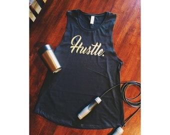 Hustle Workout Tank