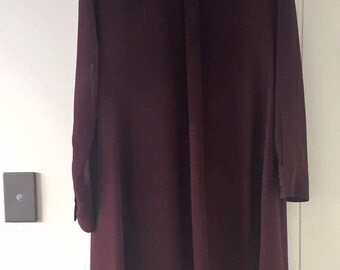Karen Millen Tshirt Dress size UK 10 AW15