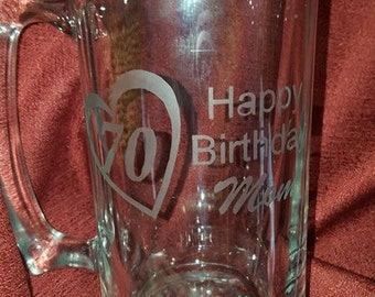 Customized Drinking Glasses