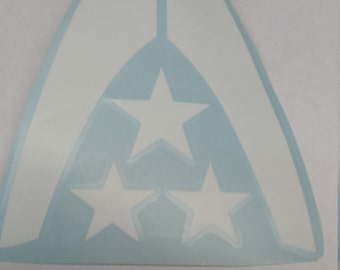 Mass Effect Inspired Decal! Free Shipping