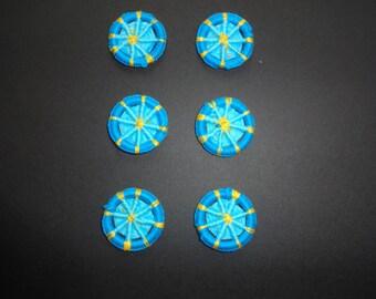 Handmade Dorset Buttons