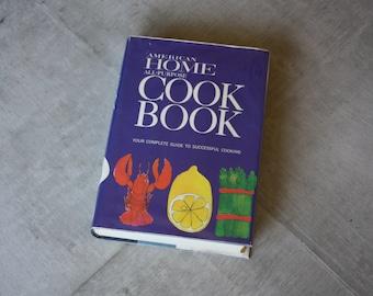 1966 American Home All-Purpose Cookbook Vintage